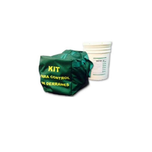 Derrames de hidrocarburos - KIT Para control de derrames
